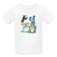 Kids' Shirts ~ Kids' T-Shirt ~ Kid's T-Shirt: TrueMU and Dillon!