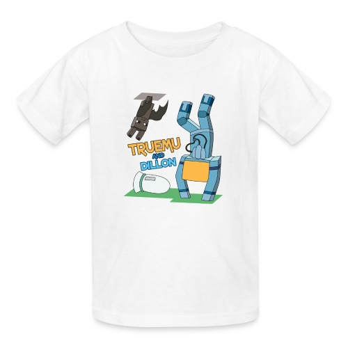 Kid's T-Shirt: TrueMU and Dillon! - Kids' T-Shirt
