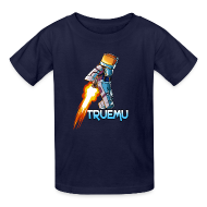Kids' Shirts ~ Kids' T-Shirt ~ Kid's T-Shirt: Jetpack TrueMU!
