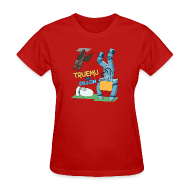 T-Shirts ~ Women's T-Shirt ~ Women's T-Shirt: TrueMU and Dillon!