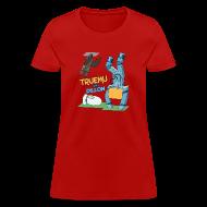 Women's T-Shirts ~ Women's T-Shirt ~ Women's T-Shirt: TrueMU and Dillon!