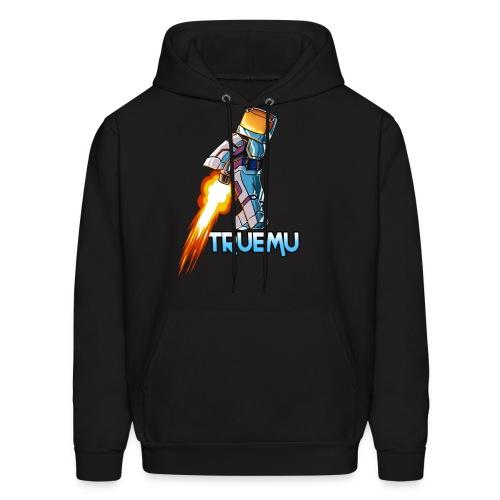 Men's Hoodie: Jetpack TrueMU! - Men's Hoodie
