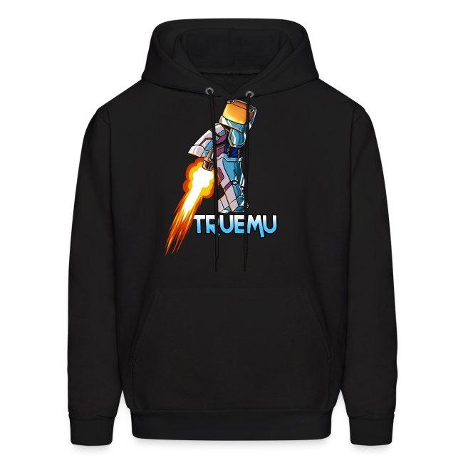 Men's Hoodie: Jetpack TrueMU!