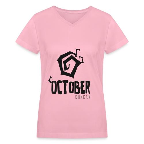 OCTD STANDARD women's shirt - Women's V-Neck T-Shirt