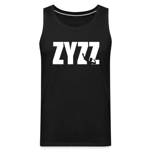 Premium Tank Top Zyzz - Men's Premium Tank