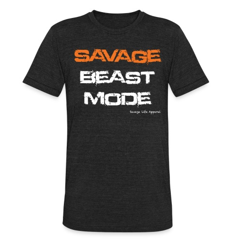 Savage - American Apparel Tri-Blend - Unisex Tri-Blend T-Shirt