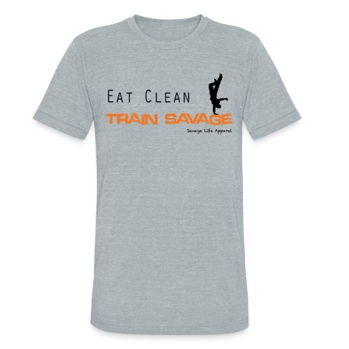 Train Savage - American Apparel Tri-Blend - Unisex Tri-Blend T-Shirt