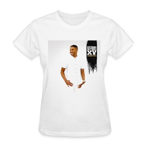Aaron Cole 15 Cover Tee - Women's T-Shirt
