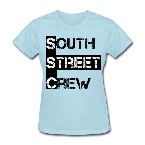Women's South Street Crew Original - Women's T-Shirt