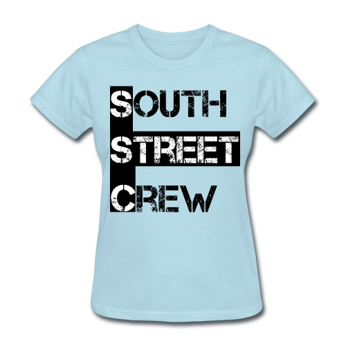 Women's South Street Crew Original - Women's T-Shirt