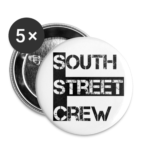 Buttons- South Street Crew - Small Buttons