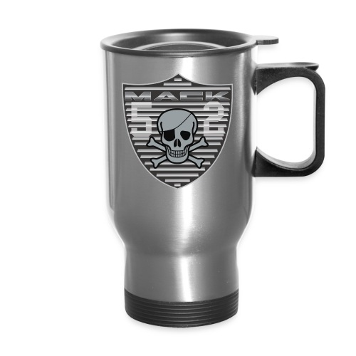 Mack Shield 52 Mug - Travel Mug