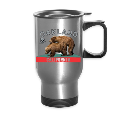 Oakland Calipornia Mug - Travel Mug