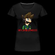 T-Shirts ~ Women's Premium T-Shirt ~ PlumberHood Women