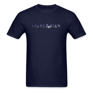 Starcadian Type Classic (Male) - Men's T-Shirt