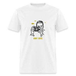 UFO photo - Men's T-Shirt
