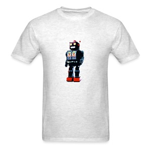 50'S robot - Men's T-Shirt