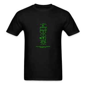 1974 Arecibo Transmission - Men's T-Shirt