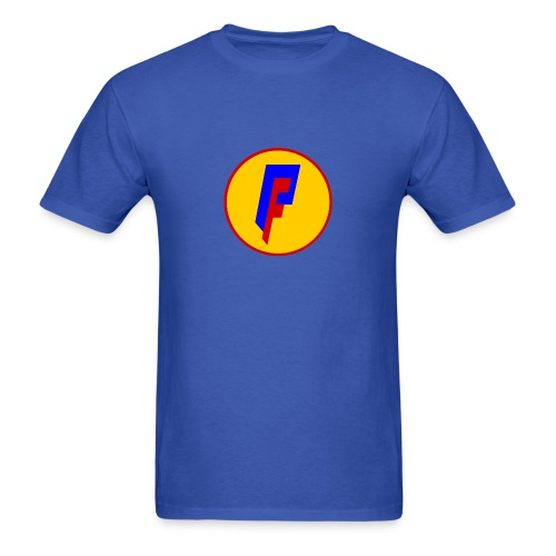 Private Freedom (front logo only) - Men's T-Shirt