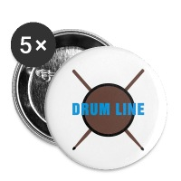 Drum Line - Small Buttons