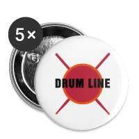Drum Line - Large Buttons
