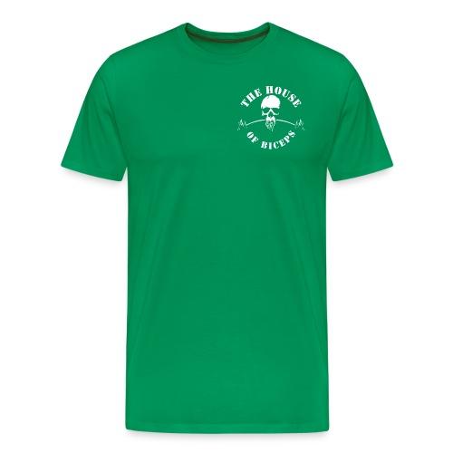 House of Biceps men's premium tee - Men's Premium T-Shirt