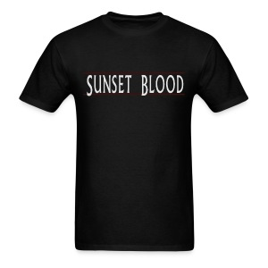 Starcadian Sunset Blood (Male) - Men's T-Shirt