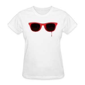 Starcadian Glasses (Female) - Women's T-Shirt