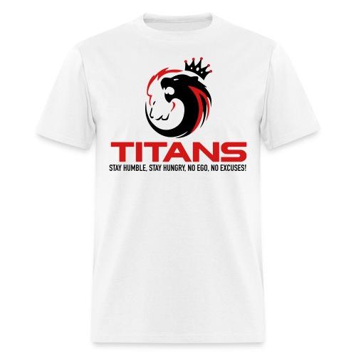 Men's Lion Short Sleeve - Men's T-Shirt