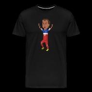 T-Shirts ~ Men's Premium T-Shirt ~ Men T-Shirt - winner goal US
