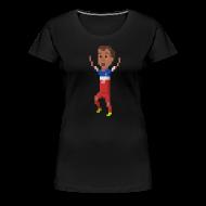 T-Shirts ~ Women's Premium T-Shirt ~ Women T-Shirt - winner goal US