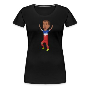 Women T-Shirt - winner goal US - Women's Premium T-Shirt