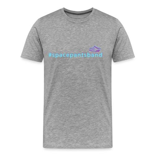 Men's #spacepantsband Tee - Men's Premium T-Shirt