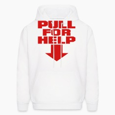 Pull For Help Hoodies