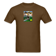 T-Shirts ~ Men's T-Shirt ~ Total Miner 1.8 Cover Art T-Shirt