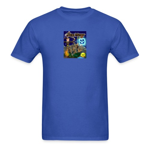 Total Miner 2.0 Cover Art T-Shirt - Men's T-Shirt