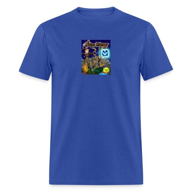 Total Miner 2.0 Cover Art T-Shirt
