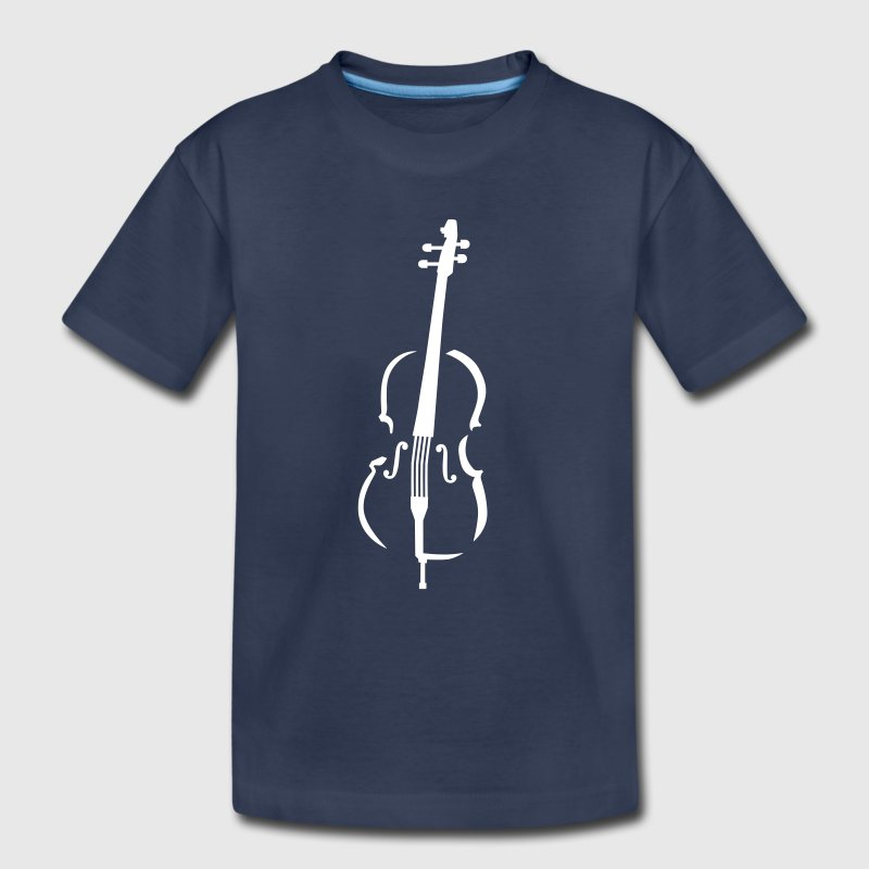 Cello Kids' Shirts - Kids' Premium T-Shirt