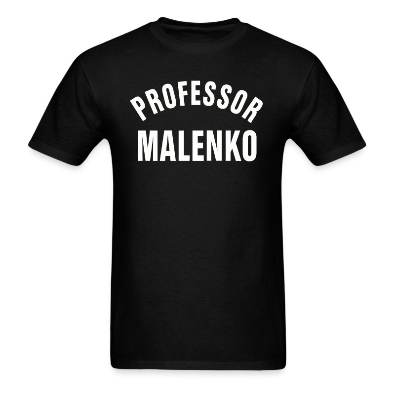 Professor T - Men's T-Shirt