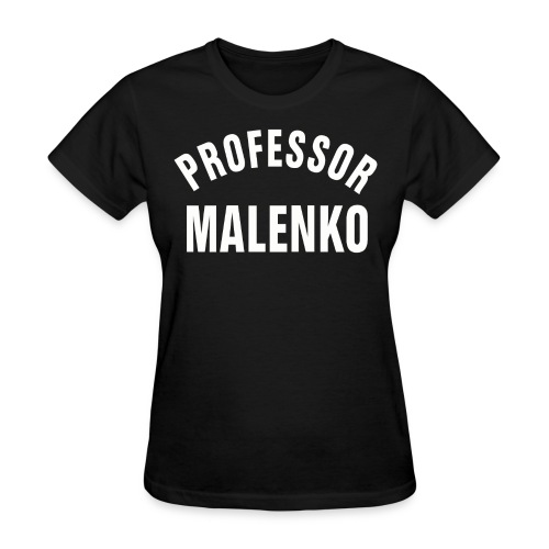 Professor - Women's T-Shirt