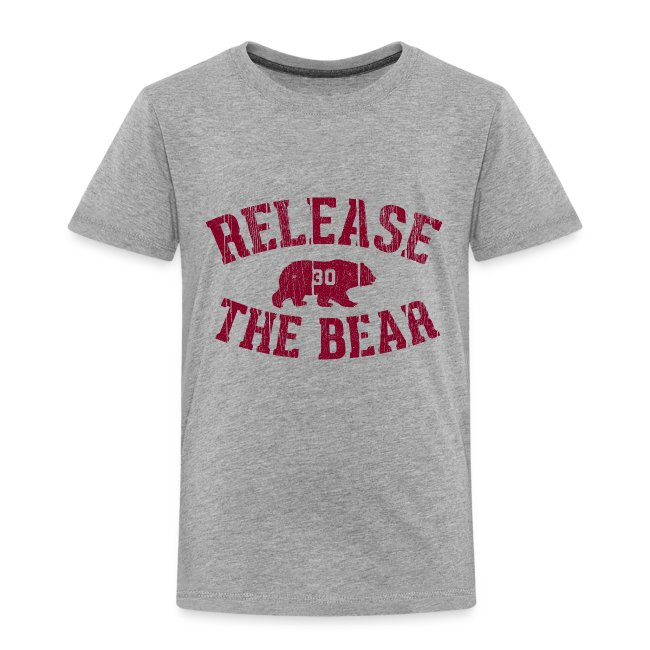 Release the Bear - Toddlers'