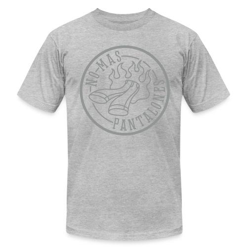 MENS/UNISEX MONOCROMATIC LOGO T SHIRT - Men's Fine Jersey T-Shirt