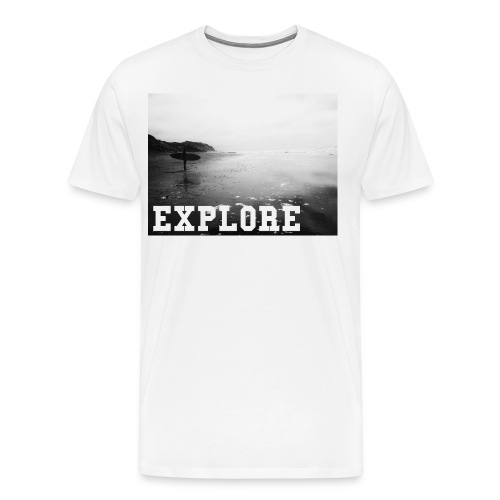 Explore Edition 3 - Men's Premium T-Shirt