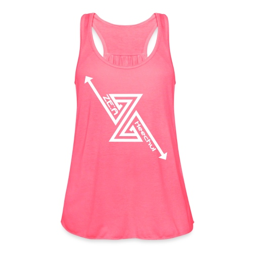 ZEA - Heechul - Women's Flowy Tank Top by Bella
