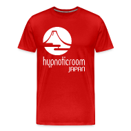 T-Shirts ~ Men's Premium T-Shirt ~ HROOM JAPAN T-SHIRT - RED