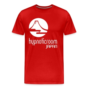 HROOM JAPAN T-SHIRT - RED - Men's Premium T-Shirt