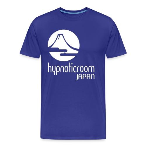 HROOM JAPAN T-SHIRT - ROYAL BLUE - Men's Premium T-Shirt