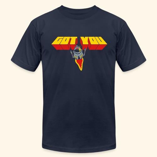 Got You (free shirtcolor selection) - Men's Fine Jersey T-Shirt