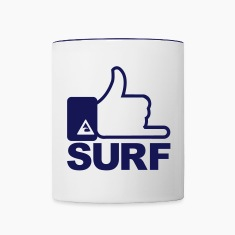 Surf surfing Bottles & Mugs
