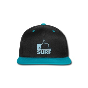Surf surfing Caps - Snap-back Baseball Cap